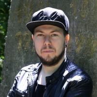 Schlagzeuger Lukas