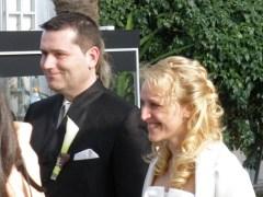Trauung von Brigitte & Sascha im Palmenhaus bei den Blumengärten Hirschstetten