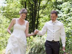 Hochzeit auf der Rosenburg