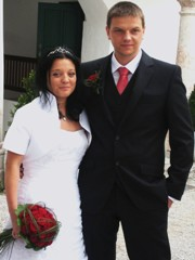 Trauung von Tanja & Mario im Seeschloss Orth in Gmunden